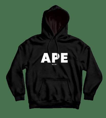 [:en]Ape Hoodie Black[:]