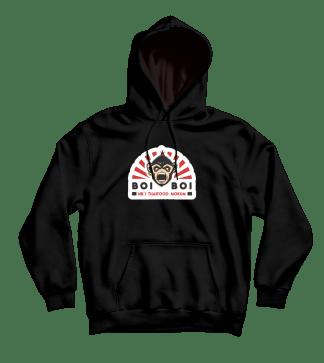 BoiBoi Logo Hoodie Black