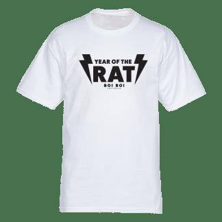 [:en]Year of the Rat Tee White[:]