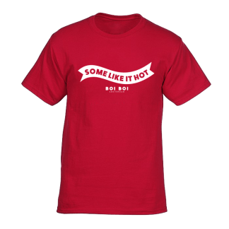 Some Like It Hot Tee Red