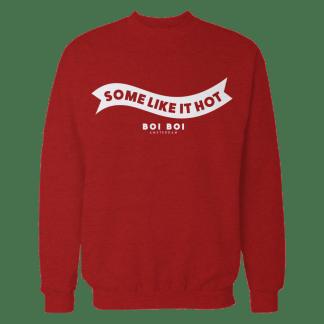 [:en]Some Like It Hot Sweater Red[:]