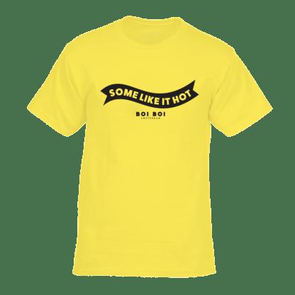 [:en]Some Like It Hot Tee Yellow[:]