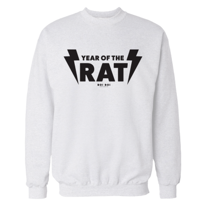 [:en]Year of the Rat Sweater White[:]
